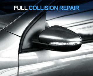 FULL COLLISION REPAIR